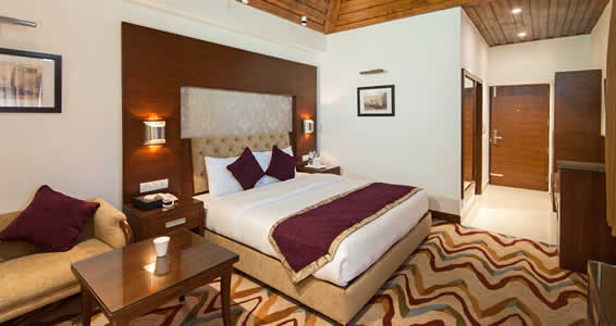 Luxury Rooms In Manali