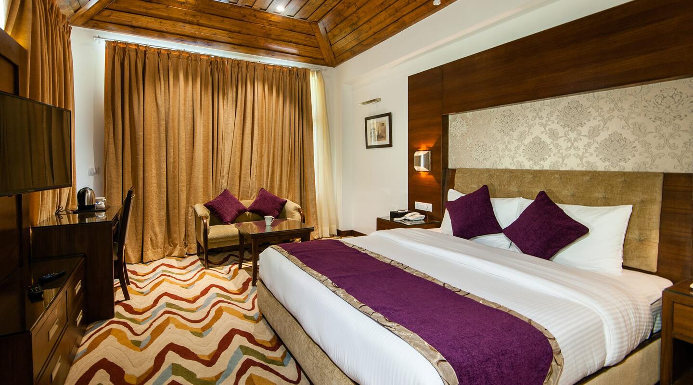 Luxury room at Anantmaya