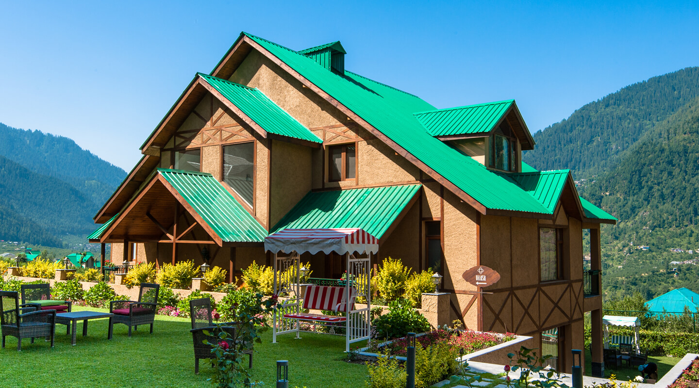 The Anantmaya Resort Manali